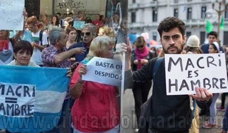 14 millones de pobres en Argentina