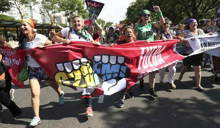 Manifestaciones, Buenos Aires, G20,