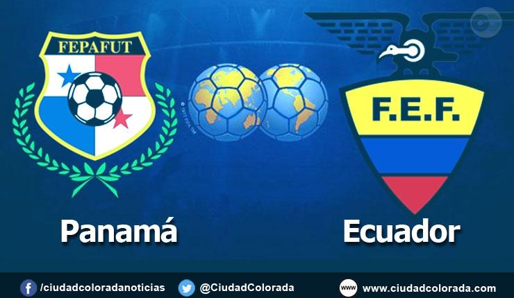 Panamá vs Ecuador