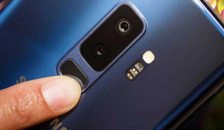 Samsung tendrá lectores de huellas ultrasónicos en sus dispositivos de gama media