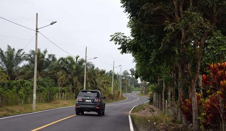 La obra pública en Santo Domingo se financia con fondos del IVA