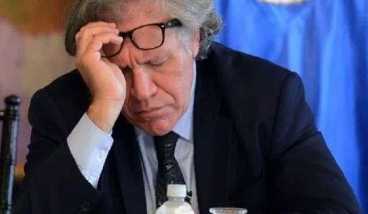 Frente Amplio expulsa a Luis Almagro de la OEA