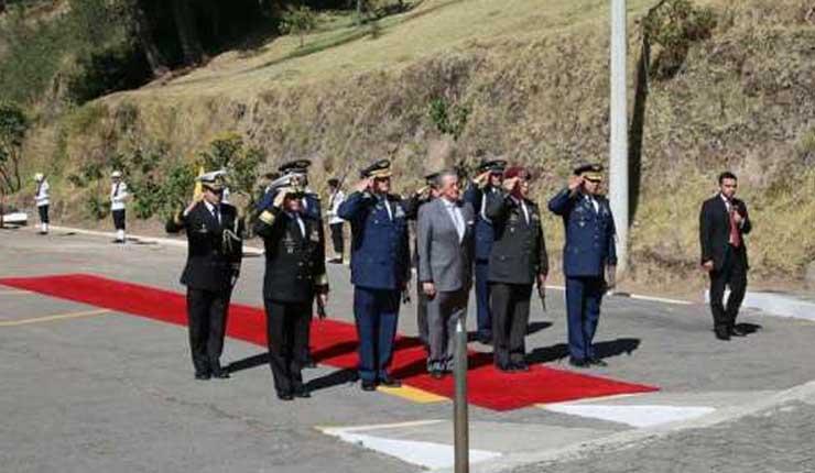 Moreno designa nueva cúpula militar