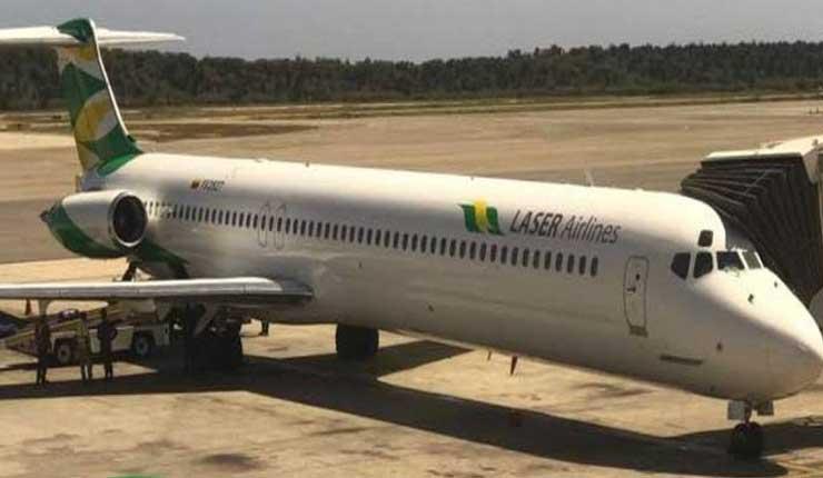 Aerolinea venezolana estrena ruta Caracas a Guayaquil