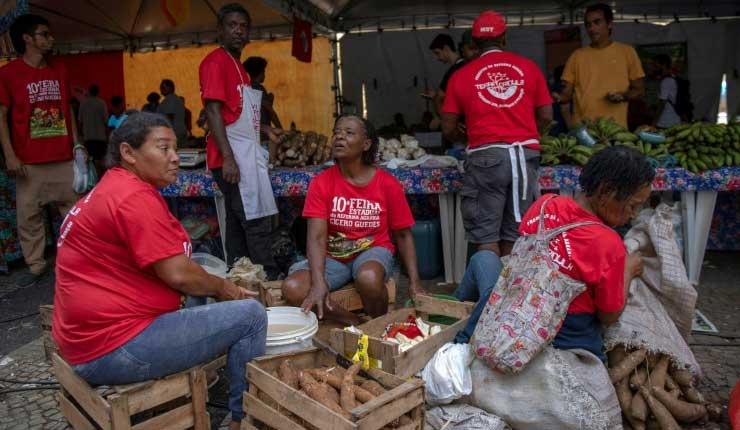 Sin tierra y pequeños agricultores, preocupados por la llegada de Bolsonaro