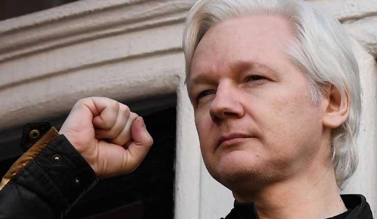 Está hecho el camino para que Assange deje la embajada de Ecuador