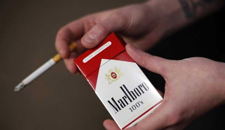 El fabricante de Marlboro entra en el mercado de cannabis