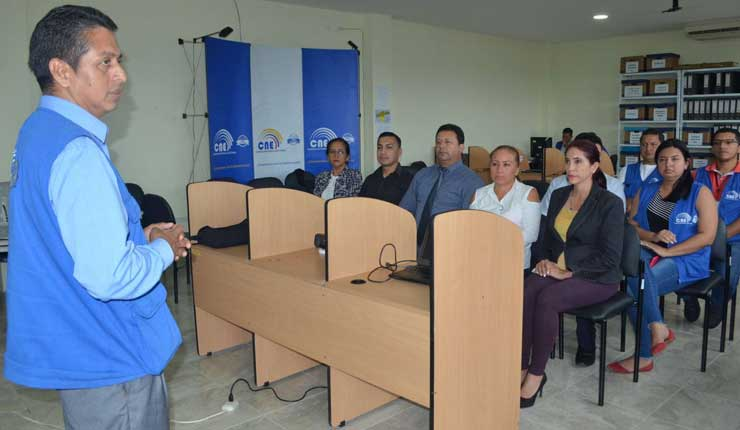 CNE de Santo Domingo elegirá a miembros de las juntas electorales
