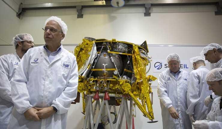 Lanzarán en febrero primera misión lunar privada israelí