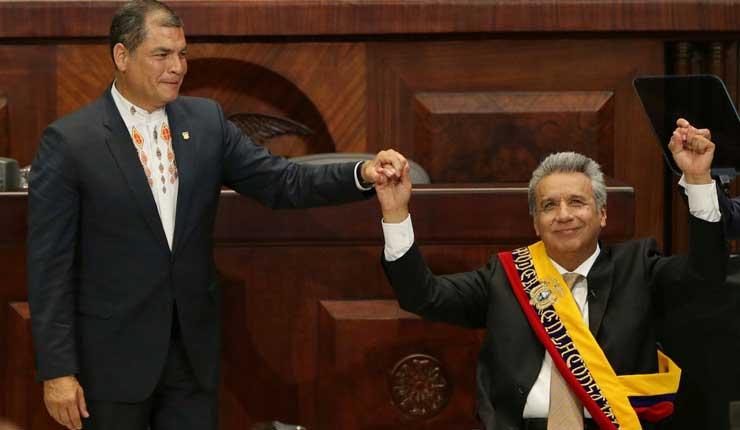 Periodista Patricio Mery Bell estrena documental sobre la transición Rafael Correa – Lenín Moreno