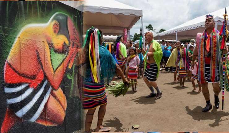 Santo Domingo celebra sus 119 años de fundación colona con arte y cultura
