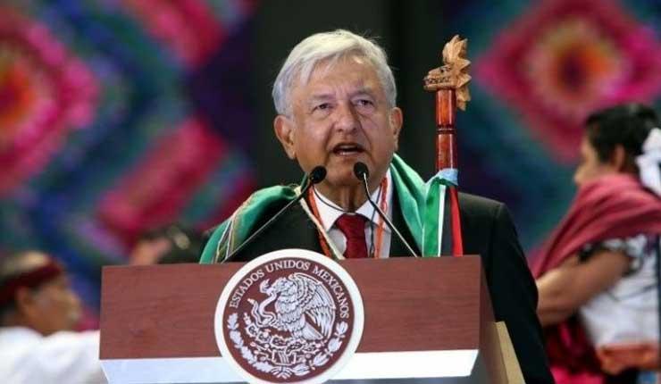 Discurso de Andrés Manuel López Obrador al posesionarse como presidente