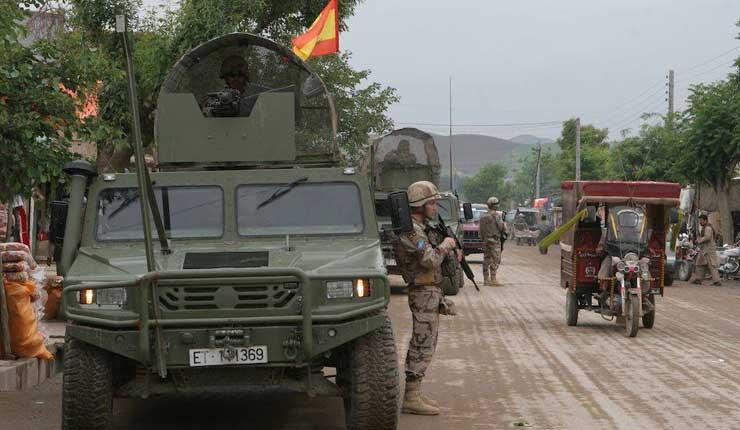España invertirá para mejorar su capacidad militar
