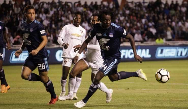 En caso de empate el gol de visitante, valdrá el doble en las finales del fútbol ecuatoriano
