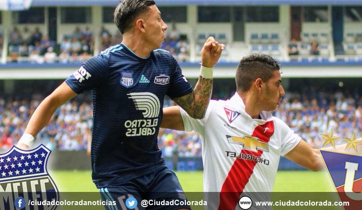 Emelec - Liga de Quito