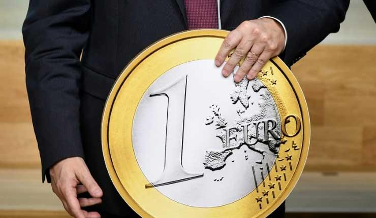 La popularidad del euro está en su nivel más alto