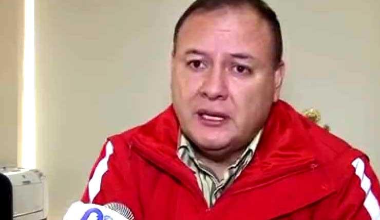 Juan Zapata renuncia como secretario de Seguridad de Quito