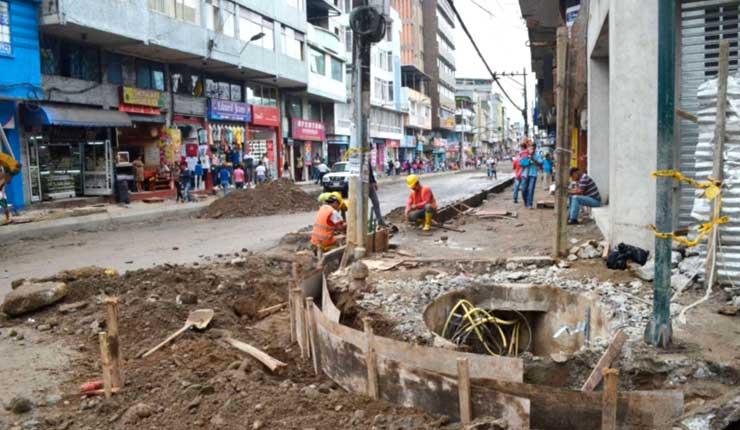 Municipio de Santo Domingo cumple a medias con las obras ofrecidas