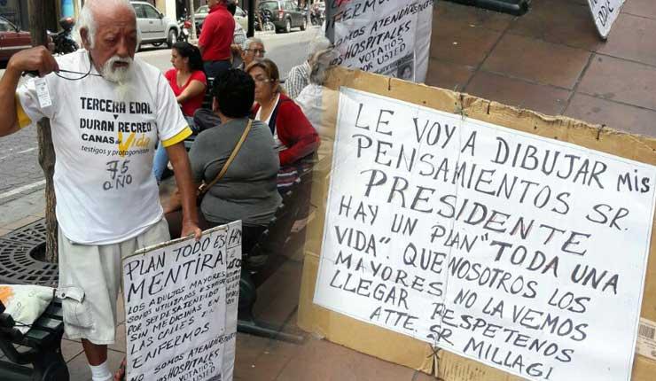 """Cuestionan al gobierno de Moreno por el Plan """"Todo es Mentira"""""""