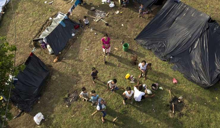 Pobreza y narcotráfico aumenta en Paraguay
