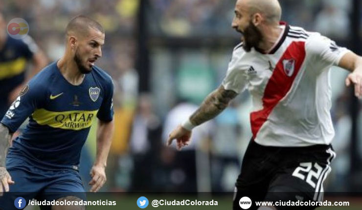 River vs. Boca EN VIVO ONLINE