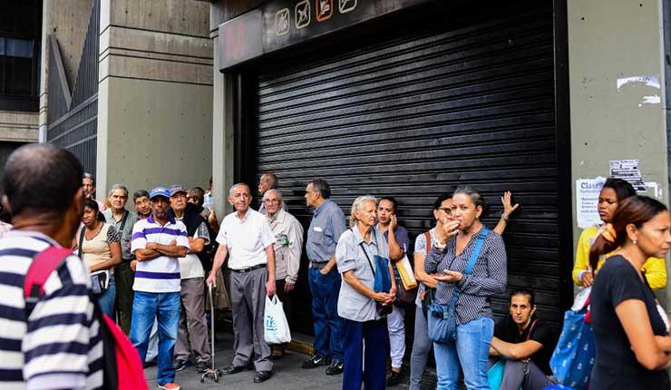 Sismo de 5,5 se registró en la región central de Venezuela