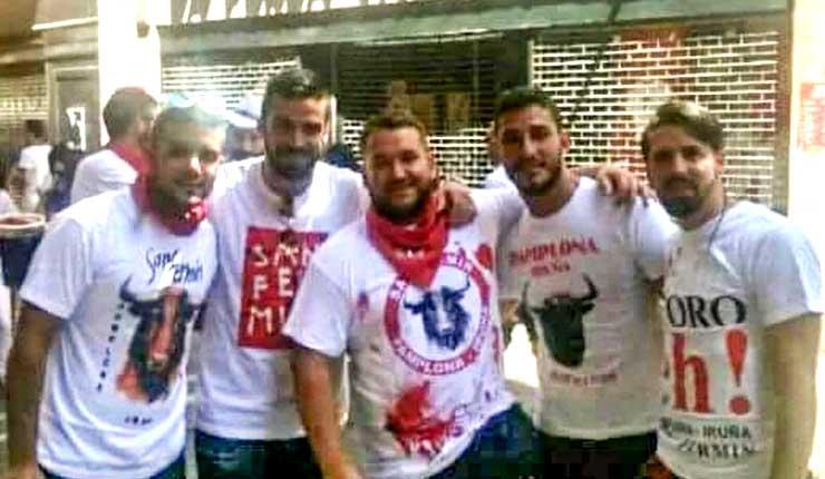 España: ratifican condena a 5 acusados de violación grupal
