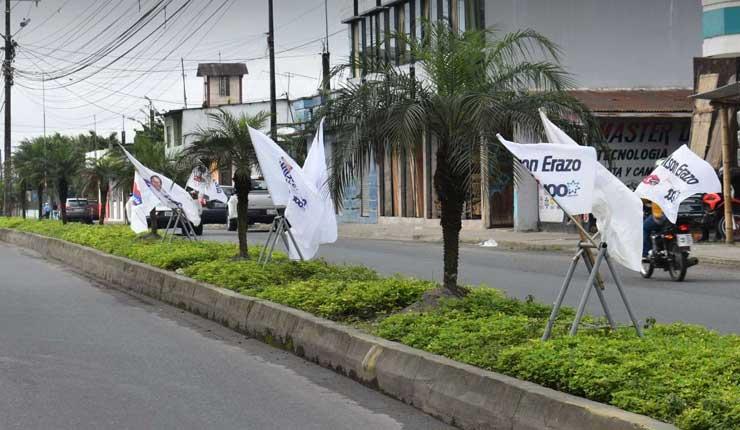 Ciudadanía exige control al CNE, por campaña electoral anticipada