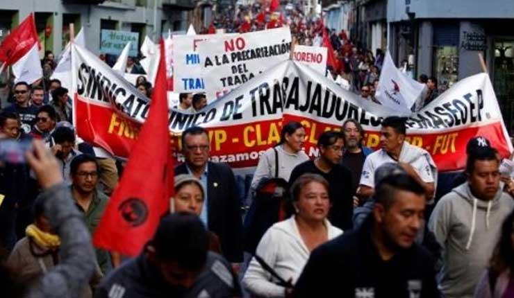 Ecuador mantendrá precio de diésel en medio de descontento social