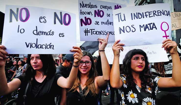 Alarma en Ecuador por brutales casos de femicidio