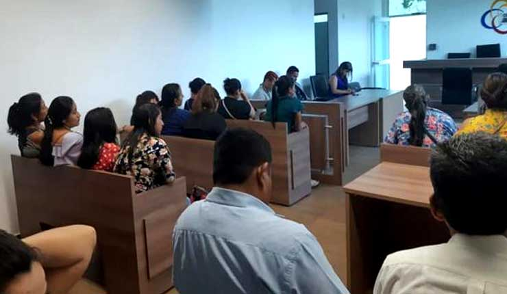 Cuatro personas fueron sentenciadas a 36 años de prisión por muerte del Ex-Gobernador Tsáchila