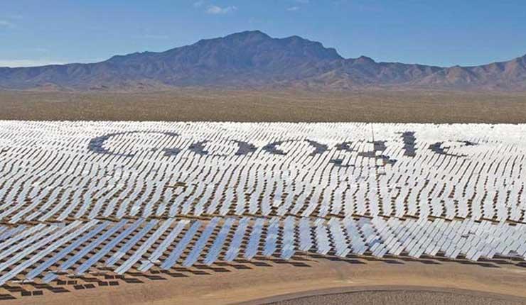 Google invertirá en energía solar en Tennessee y Alabama