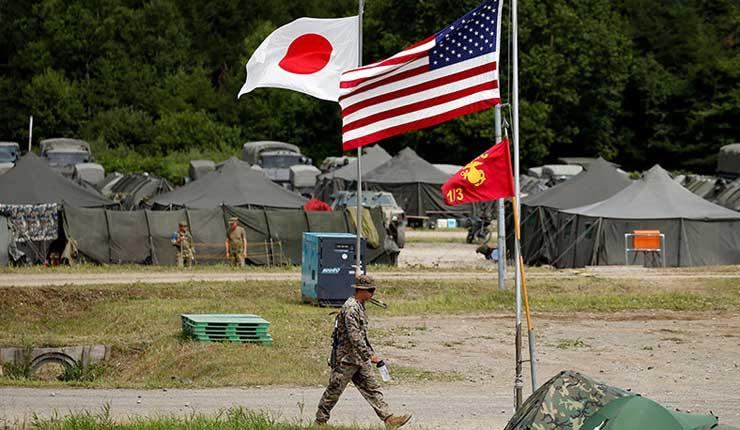 Japón compra una isla por 147 millones de dólares para que EE.UU. realice ejercicios militares