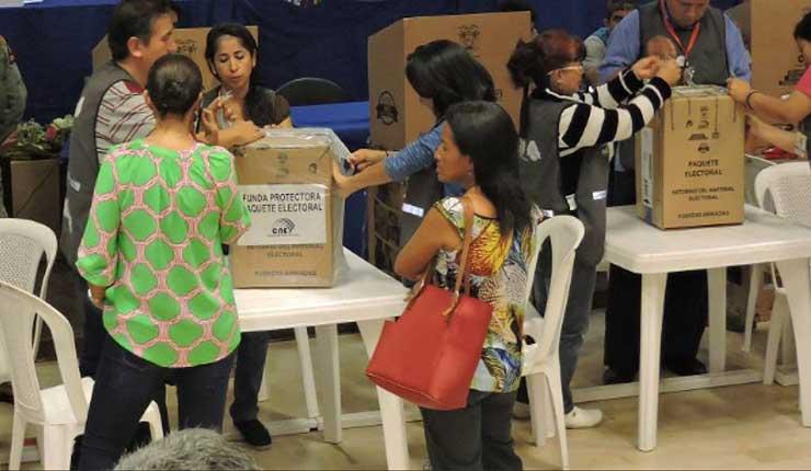 En Guayas se instalarán 9.239 juntas receptoras del voto