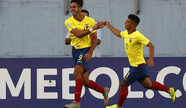 Ecuador, Argentina, Fútbol, Sudamericano,