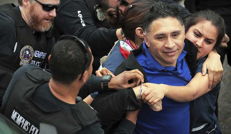 EEUU: Juez niega fianza a reportero salvadoreño