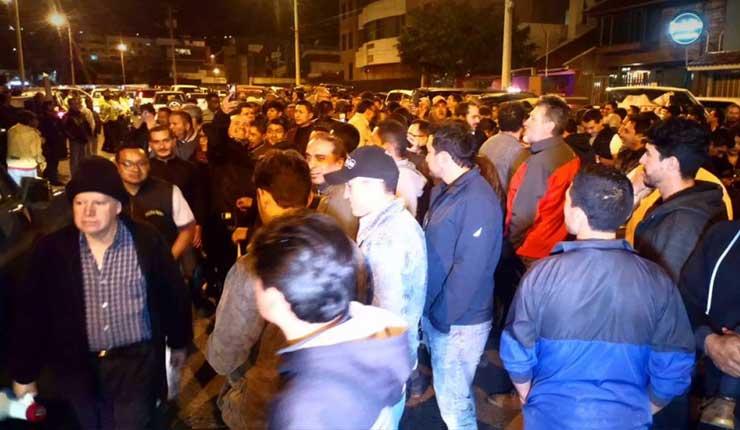 Cuenca: Incremento al impuesto verde ocasiona protestas