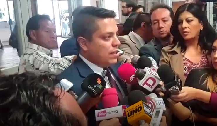 Implicados en caso SECOM anuncian acciones judiciales en contra del Estado