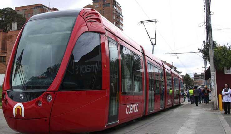 Pasaje del tranvía no tendrá costo durante un mes