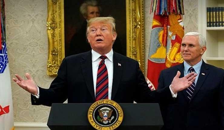 Plan de Trump para poner fin al cierre de Gobierno fue rechazado