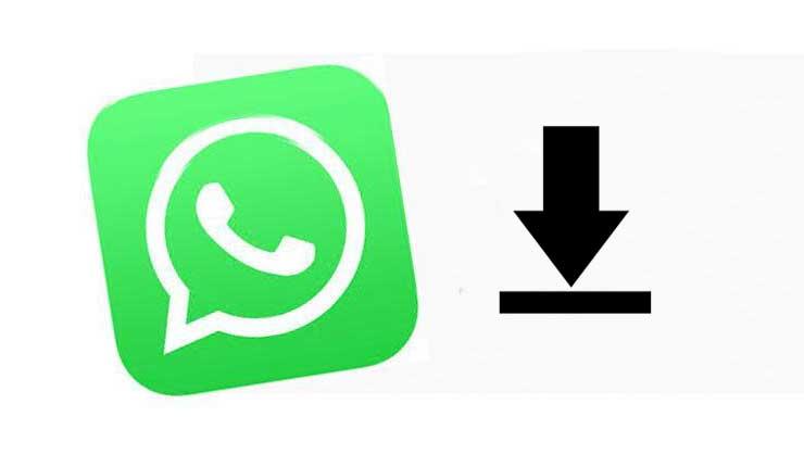 ¿Usar WhatsApp como pendrive?