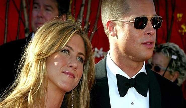 Jennifer Aniston y Brad Pitt vuelven a ser amigos
