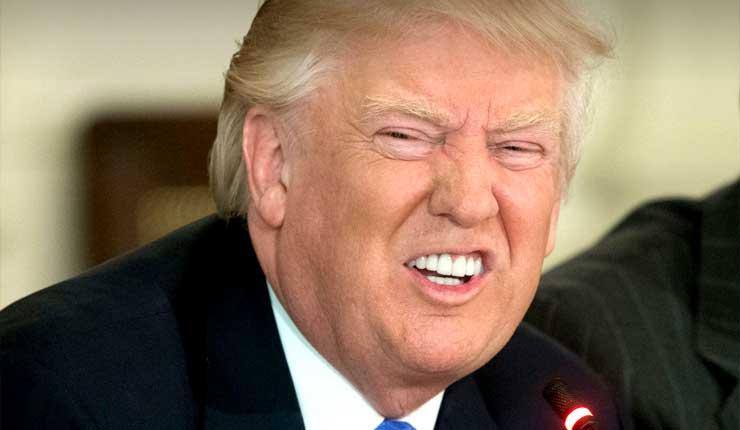 Trump sube de peso; ahora se le considera oficialmente obeso