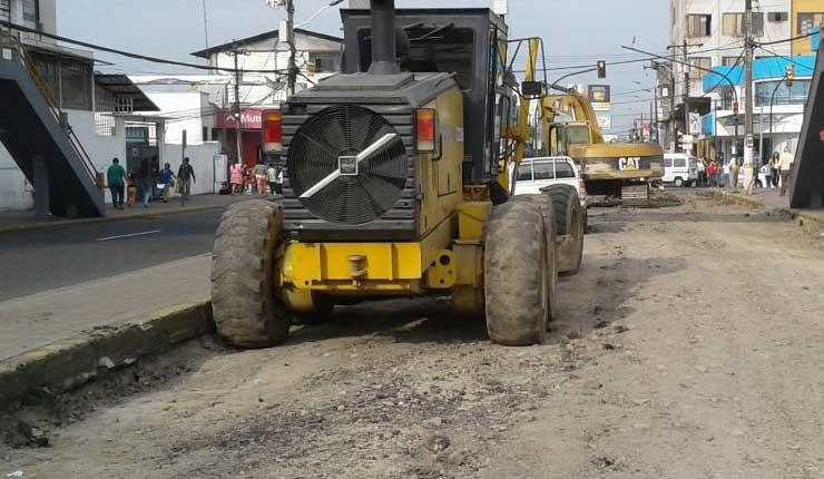 Av. Quito, Santo Domingo, Municipio,