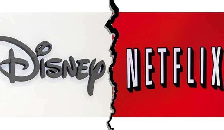 Netflix, Disney,