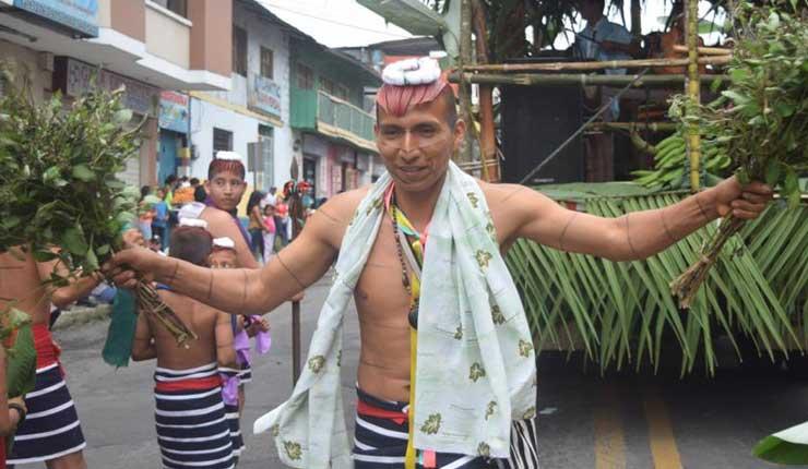 Kasama, Fiesta, Santo Domingo,
