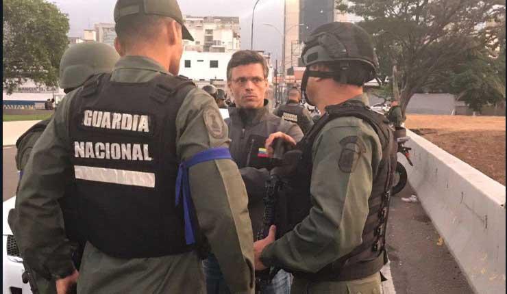 Venezuela, Militares, Golpe de Estado, Nicolas Maduro,