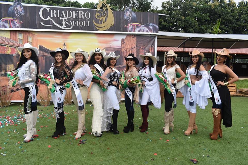 Reina de Aogan, Santo Domingo, Reinas,
