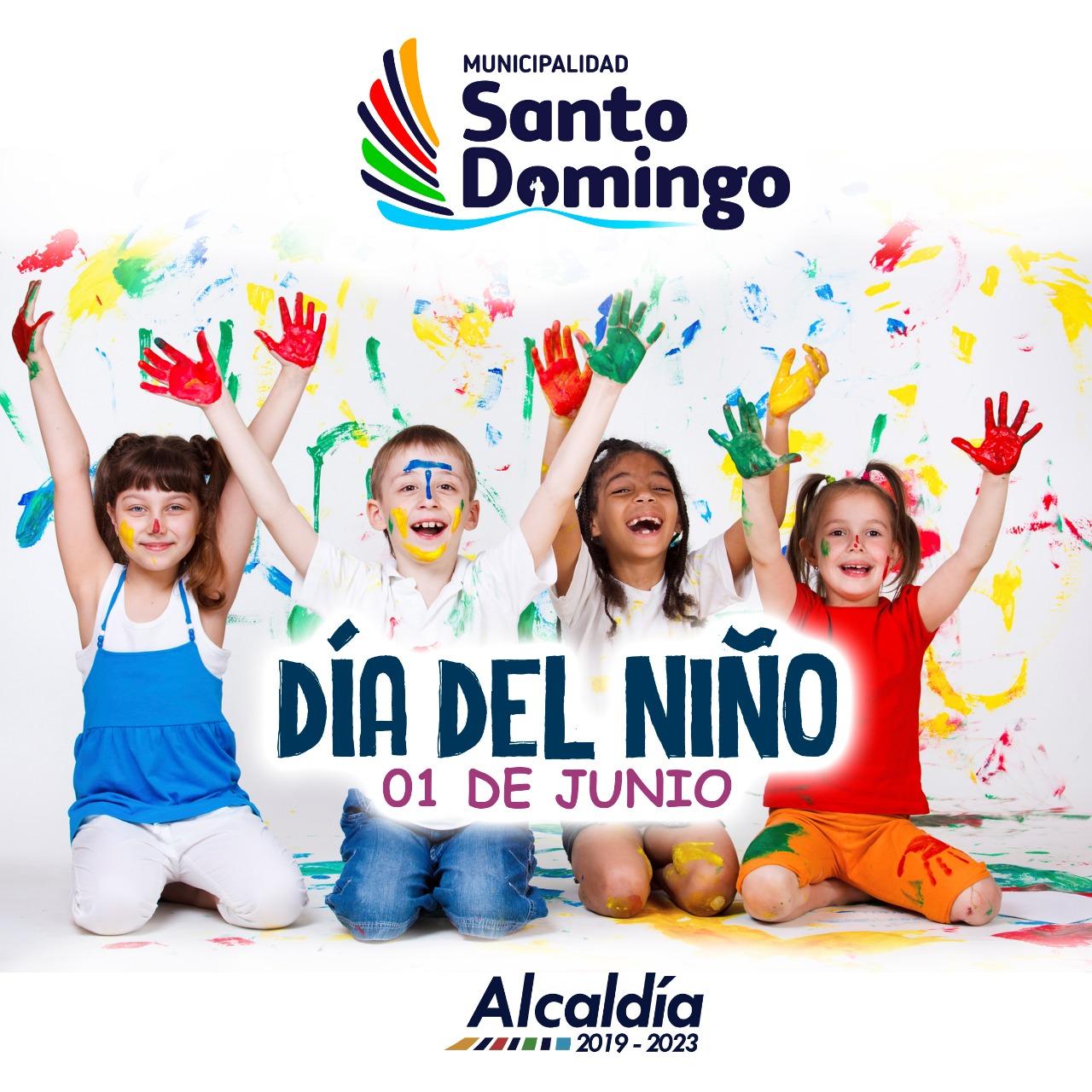 Santo Domingo, Municipio, Día del Niño, Wilson Erazo,