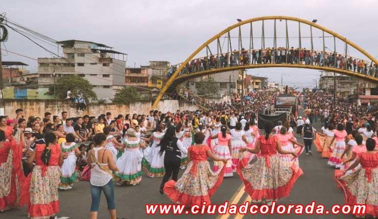 Pregon de Fiestas, Santo Domingo,